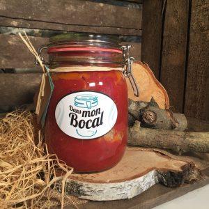 Boulette tomate 4p