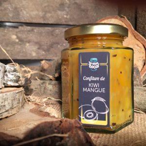 Confiture Kiwi-Mangue